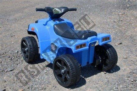 Mini Quad BJC912 na akumulator niebieski !