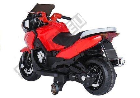 Motor na akumulator HZB118 Czerwony