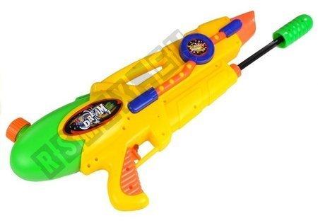 Pistolet Wodny Na Wodę Magazynek Duży Zasięg