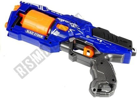 Pistolet na Strzałki Piankowe Duży Magazynek