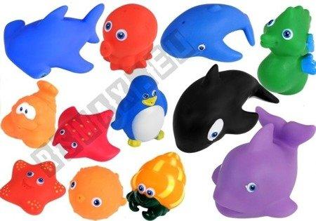 Zestaw Zwierząt Morskich do Kąpieli + Sitko
